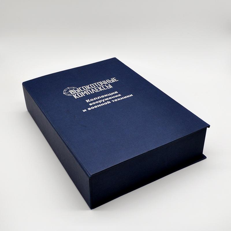 Изготовление фирменной коробки для Высокоточных комплексов