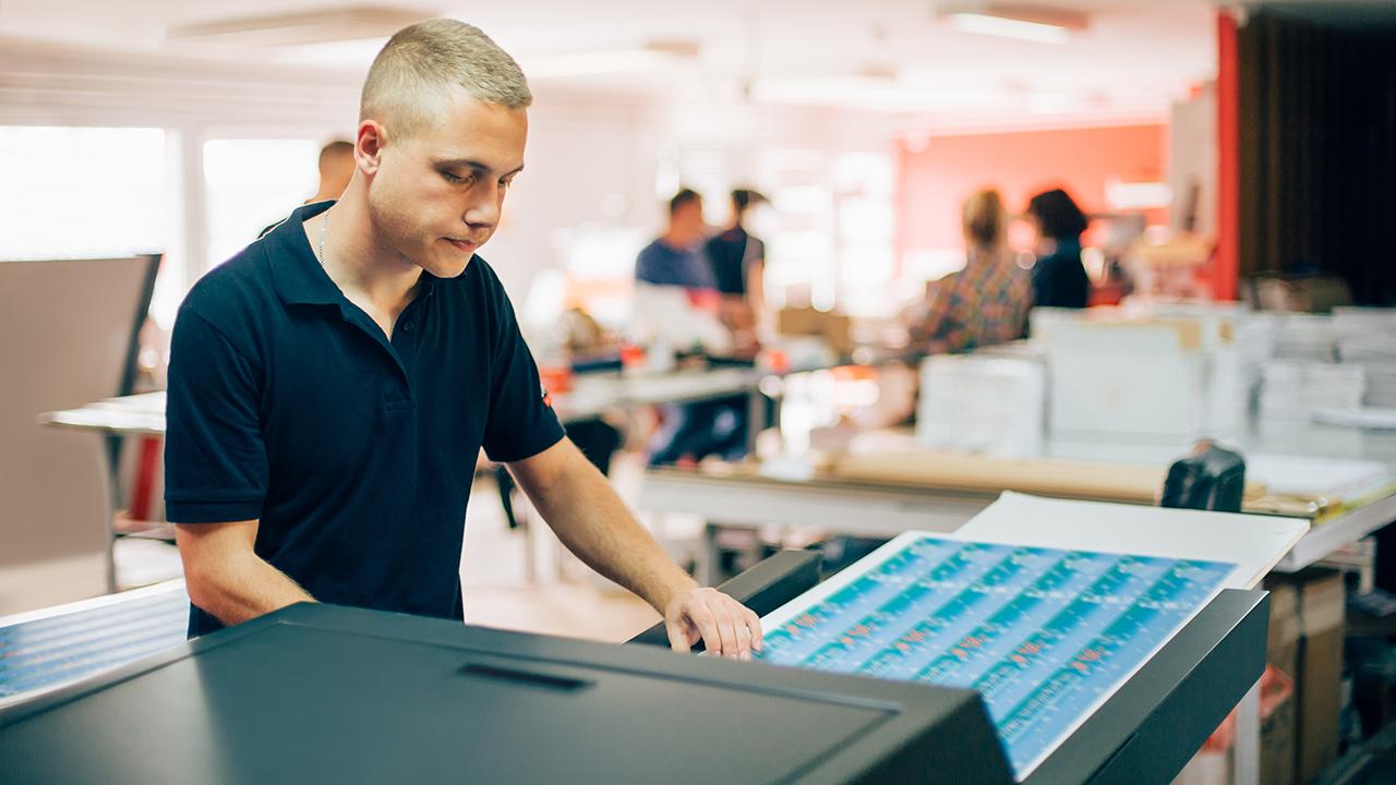 Цифровая печать в Москве